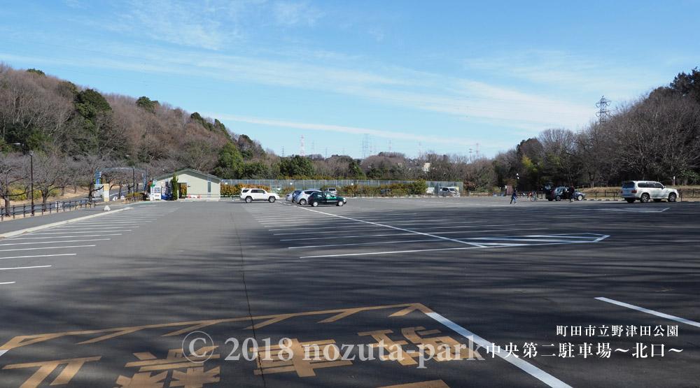 大型バスの駐車場案内
